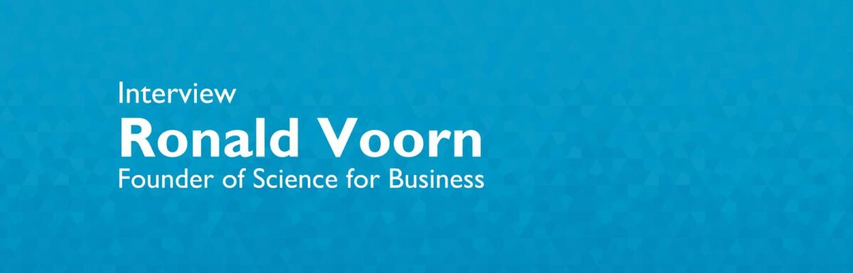 "Ronald Voorn: ""Too much of a focus on inbound marketing hurts brands."""